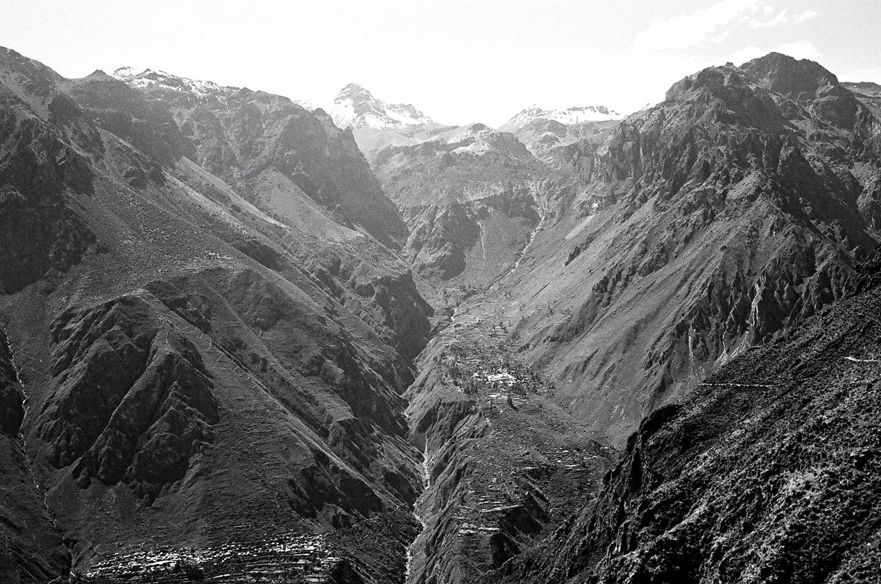 El Paisajem del Perú