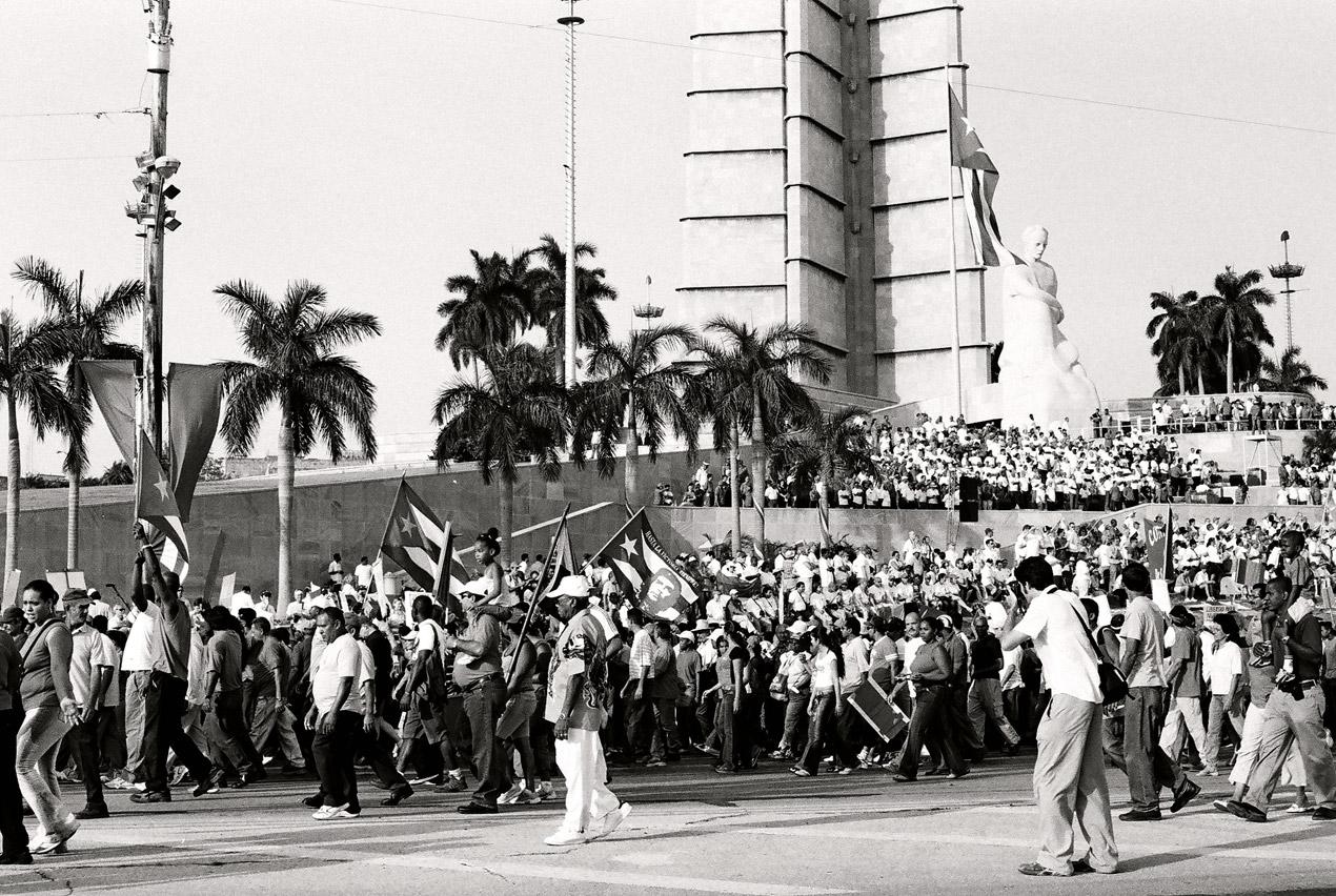 Fidel's Last March