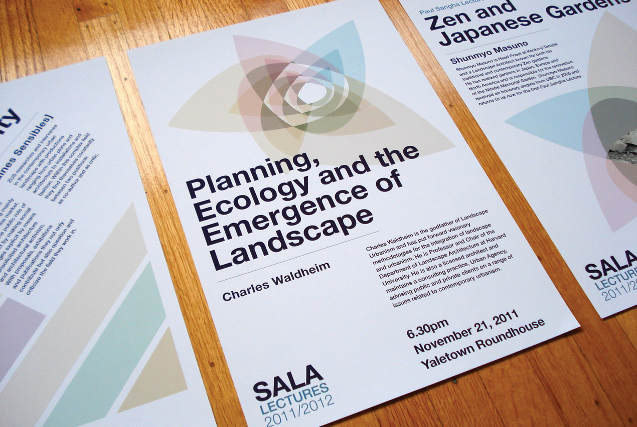 SALA Lecture Series Materials