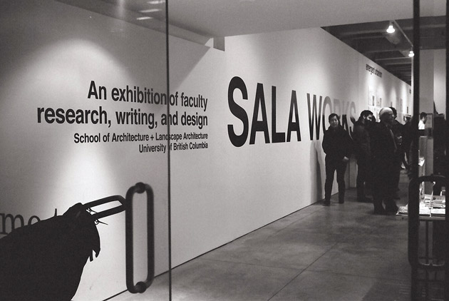 SALA Works Exhibition